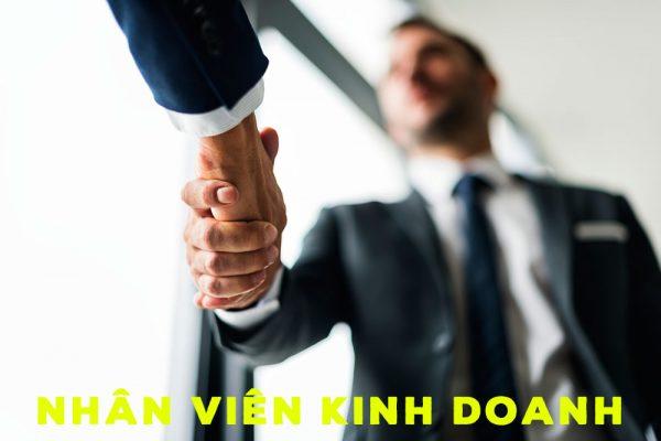 Nhân viên kinh doanh tại Hà Nội