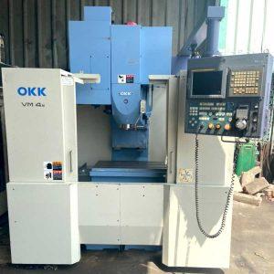 Máy phay CNC cũ OKK VM4II 1492