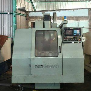 Máy phay CNC cũ Makino MSA40-30