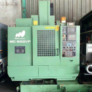Máy phay CNC cũ Matsuura MC600VF