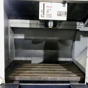máy phay cũ makino v55