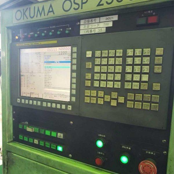máy phay cũ okuma mcm24
