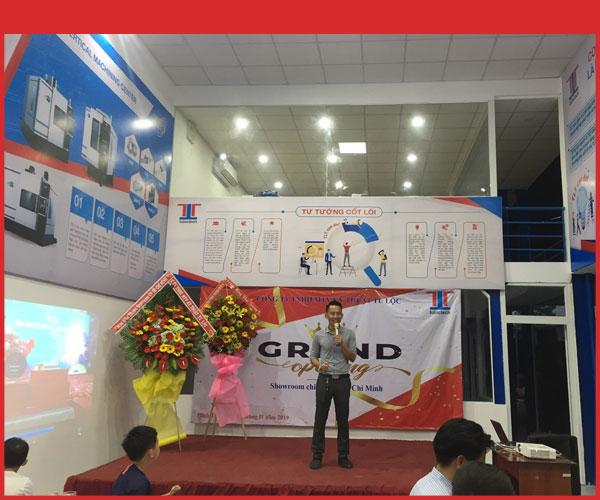 Khai trương Showroom tại Hồ Chí Minh của Tuloctech