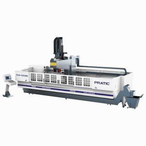 Máy trung tâm gia công CNC Pratic PC5D
