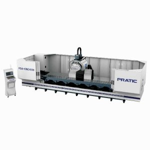 Máy trung tâm gia công CNC Pratic PDA