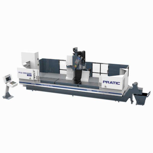 Máy trung tâm gia công CNC Pratic PYA4D
