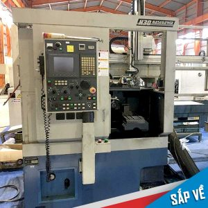Máy tiện CNC cũ Hasegawa H30