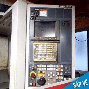 Máy phay CNC cũ Moriseiki FM2
