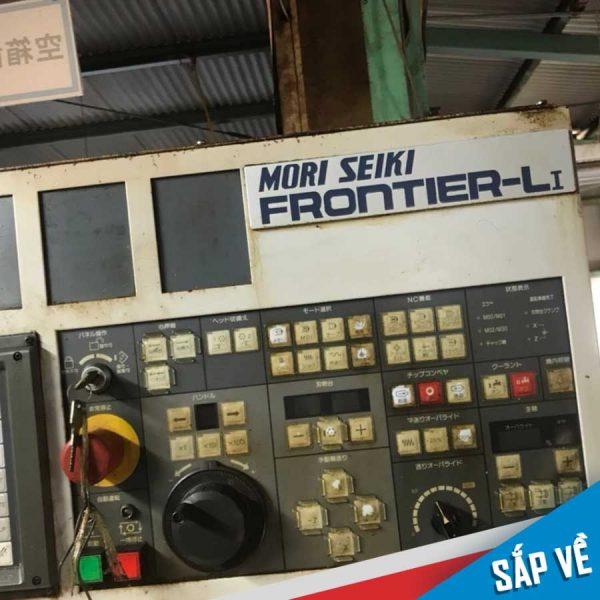 Máy tiện CNC cũ Moriseiki FL1
