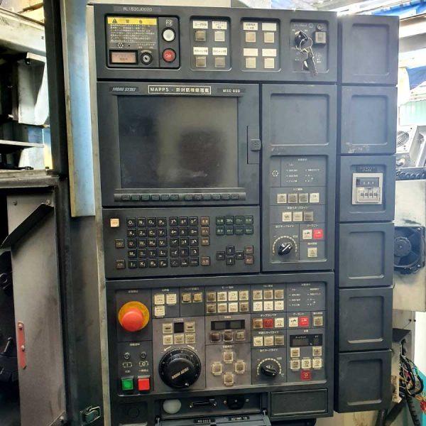 Máy tiện CNC cũ Moriseiki RL153
