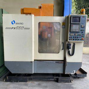 máy phay cũ makino fx-650