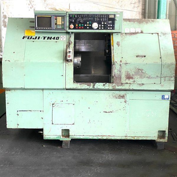 Máy tiện nhật cũ fuji tn40